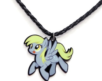 Derpy Hooves - My Little Pony Necklace