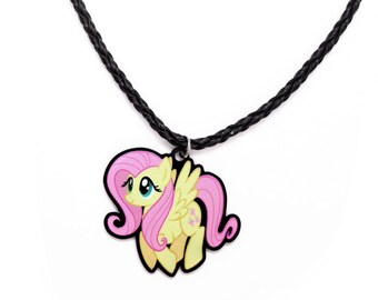 Fluttershy - My Little Pony Necklace