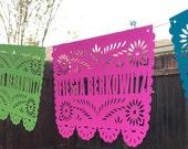 Cardstock Mexican Fiest Flags Papel Picado Cardstock