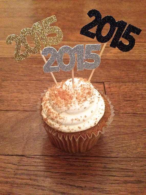 2015 Cupcake Toppers Graduation Party / Class of by ...