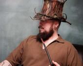 the wandering woodsman top hat