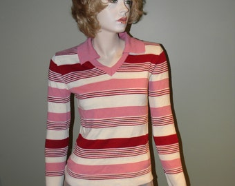 Vintage Sears Lady's Fashion Slip-on Sweater - 1960's - from DustyMillerAntiques