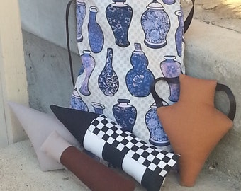 What's Your Specialty Tote- Ceramics