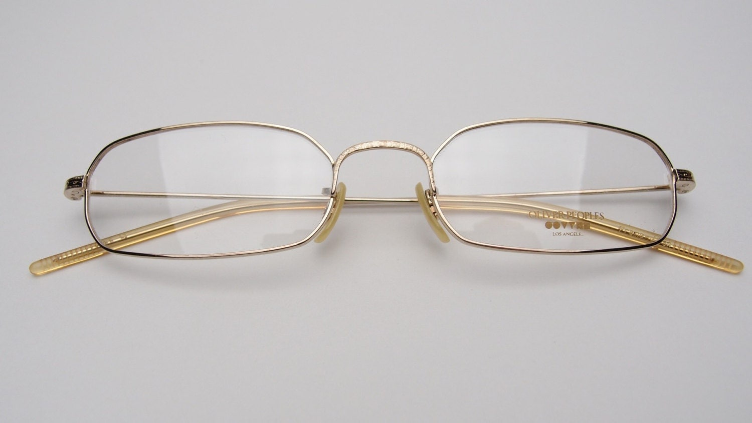 Eyeglass Frames Made In Japan : Vintage Oliver Peoples L.A. Sunglasses Eyeglasses Frames ...