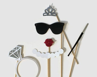 Photobooth mariage accessoires douche nuptiale Photo Booth