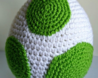Free Yoshi Egg Crochet Pattern : Yoshi pattern Etsy