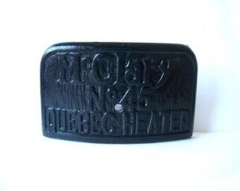 McClary No 45 Quebec Heater Stove H 1281 Cast Iron