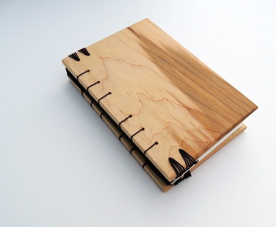 Wood Journal by Forest Nine