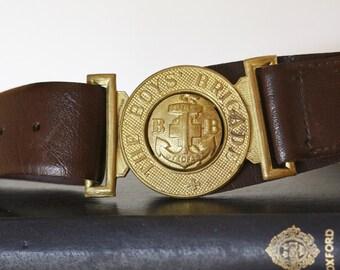 The Boys Brigade Belt Brass Buckle