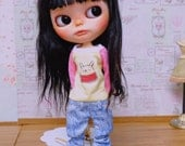 B1504 Outfit for Neo Blythe.