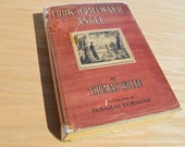 Look Homeward Angel By Thomas Wolfe, First Edition 1947, Pulitzer Prize winning novel, Americana Book