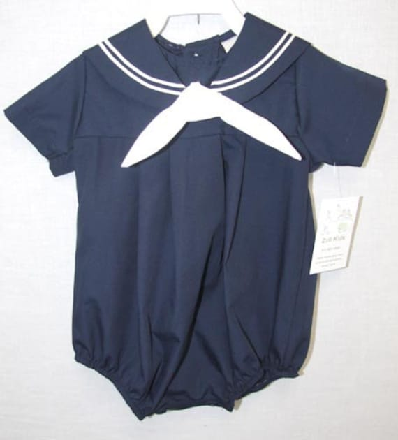Items similar to Baby Boy Clothes Baby Nautical