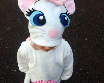 Marie the cat costume for baby toddler