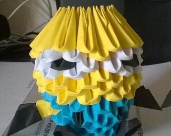 Modular Origami Minion