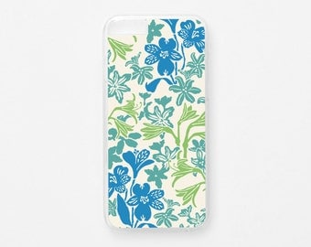 iPhone 6 Plus Case - Floral iPhone 6s Plus Case - Floral iPhone Case - Desierto Florido - Flor de Chile Special Collection