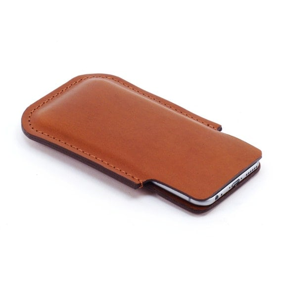 leather iphone 6 compact belt holster with by