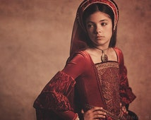 LIMITED EDITION Anne Boleyn Tudor Costume