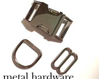 Metal Hardware Upgrade!