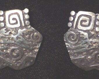 """Silver Horse Stud Earring-""""SALE"""""""