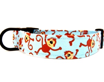 HIP PUP.....Silly Monkey......Dog Collar