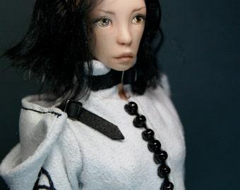 Porcelain bjd doll Halissa