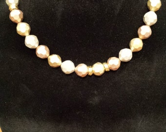 Vintage Costume Jewelry - Necklace