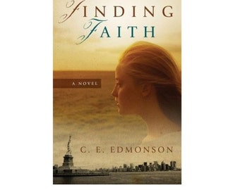 FINDING FAITH Personally Autographed and Inscribed by Author