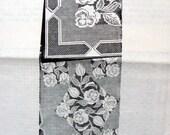 Laura Wheeler 537, Filet Crochet  Roses Tablecloth Pattern Original 1950's Mail Order Pattern