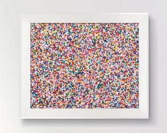 Sprinkles 11in x 14in