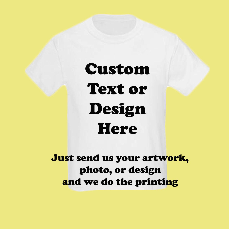 Design your t shirt nz -  Zoom