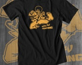 Kung Fu Fighting T-Shirt Jim Kelly Tshirt Martial Arts Karate T shirt Afrocentric clothing Kwanzaa gifts Cyber Monday Black Lives Matter