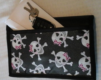 On the Go Diaper Changing Clutch