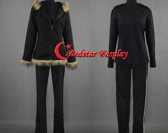 Durarara Izaya Orihara Cosplay Costume Coat - Custom made in Any size
