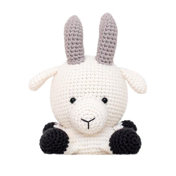 Billy the Goat Amigurumi Pattern
