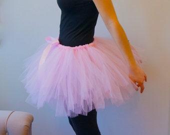 Adult Pink Tutu - Baby Pink Tutu - Race Tutu - Rave Tutu