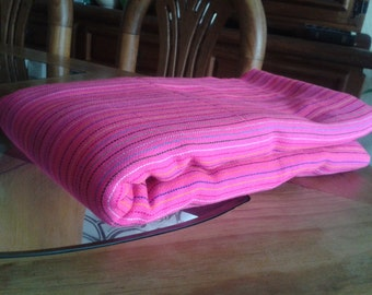 2 Mts Mexican Fabric WHOLE SALE, Aztec Fabric by the yard, Tribal Fabric, pink fabric, fabric by the yard.