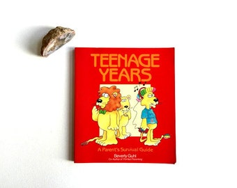 Vintage Teenage Years: A Parent's Survival Guide Book