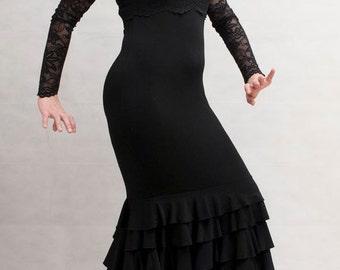 Azalea Flamenco Dress