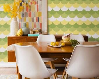 Peel and stick self-adhesive vinyl Wallpaper - C025