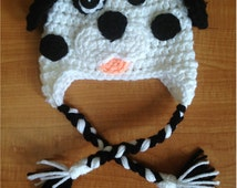 Popular items for dalmation hat on Etsy