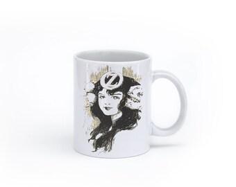 Ozma of Oz Mug-Wizard of Oz gift