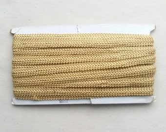Gold decorative and stylish trimming/edging. Wholesale quantity
