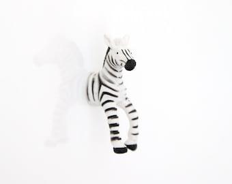 """Fridge Magnet """"Zebra"""""""