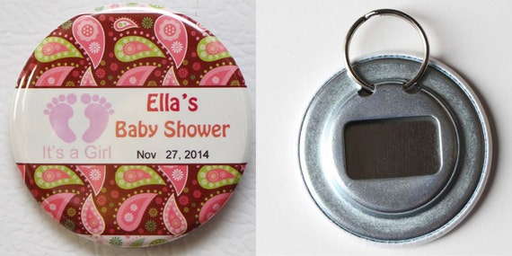 baby shower giveaway gift favor baby shower keychains baby shower