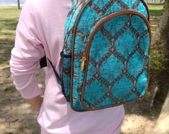 Boho Embroidery Backpack - Ethnic Gypsy Bag - Boho Rucksack - Hipster Backpack  ( FREE SHIPPING WORLDWIDE )