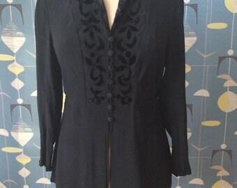 20s 30s blouse