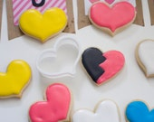 Chubby Heart Cookie Cutter- Valentines Day Heart