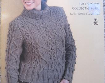 Knit Pattern Book - Filatura Di Crosa - Fall/Winter Collection 2003