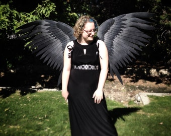 Maleficent Cosplay Wings