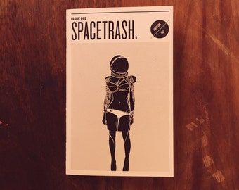 Spacetrash / Tomahawkcity, NY: Issue 2Sale!Sale!